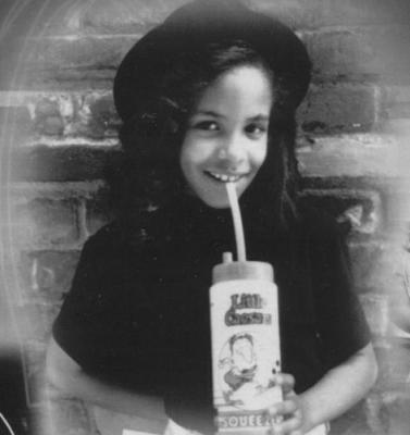 young Aaliyah