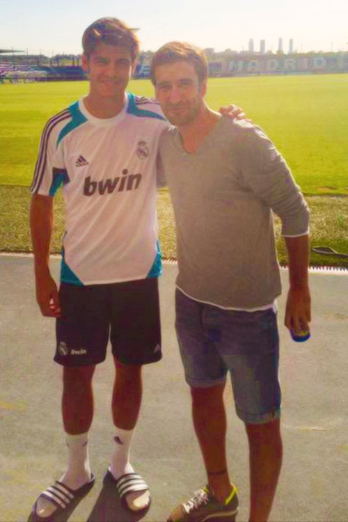 Morata y Raúl